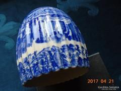 Copeland-Spode bordázot kék mintás tartó