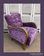 Designos art deco fotel