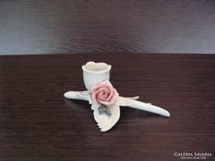 ENS rózsa gyertyatartóval.