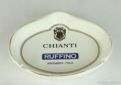 0L555 Olasz kerámia hamutál CHIANTI RUFFINO