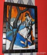 Pasztell festmény 4