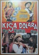 Régi filmplakát - Kisa dolara