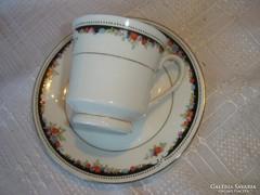 Régi szép német teás csésze
