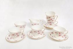 Royal osborne kávés teás szett 6 csésze étkészlet pótlására