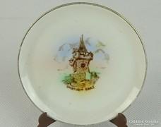 0L846 Schumann Bavaria porcelán dísztál GRAZ 9 cm