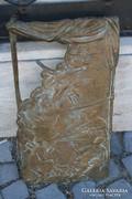Borsos Miklós bronz relief - nagy méret