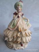 Közel 100 éves antik  német porcelán