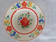 Gránit kézzel festett falitányér