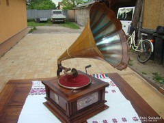 Antik gramofon