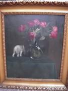 Pap Emil festmény