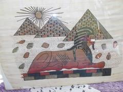 Papirusz- képek 30x45 cm