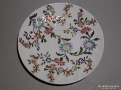 Zsolnay tányérka perzsa mintás