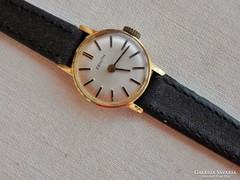 Gyönyörű eredeti Zenith 18kt  női óra