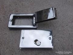 Biztonsági Kémlelőnyílás- kukucskáló ajtóra német gy. 2 féle