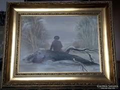 Herpai Zoltán : Téli magány