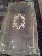 Intarziás asztal