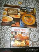 Szakácskönyv - három darab