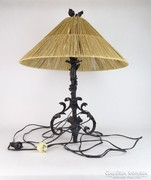 0M528 Kovácsoltvas állólámpa 60 cm