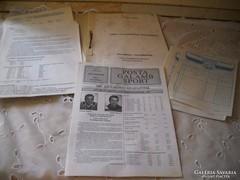 Postagalambsport szövetség 1997 évi eredménykimutatása
