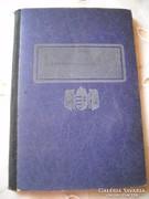 Munkakönyv 1930-ból eladó!