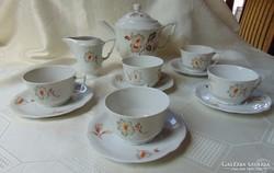 Antik zsolnay teás készlet