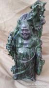 Ruby zoisite buddha súlya 1120 g !!!