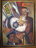 Jenő George Remsey: egg c.