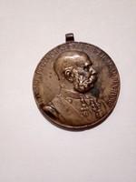 Ferenc Józesf kitüntetés