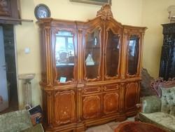 Nagyon elegáns komplett barokk szoba eladó
