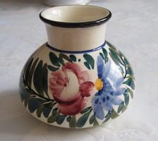 Csodaszép Borszéky Frigyes kerámia váza!