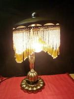 S17-17 szoboralakos asztali lámpa