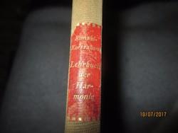 PRAKTISCHES LEHRBUCH DER HARMONIE VON N. RIMSKI-KORSSAKOW