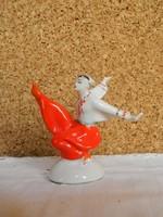 Szovjet táncoló férfi.