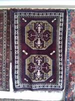 Antik Kazak Lori kézi szőnyeg