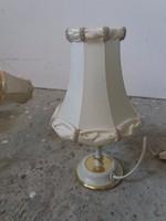 Shabby chic sztali lámpa