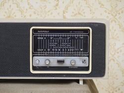 Videoton Nápoly rádió