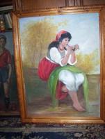 Mesterházy Dénes : Cinka Panna