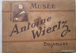 Musée Antoine Wiertz Bruxelles.