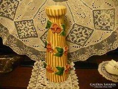 Szecessziós nagyobb váza