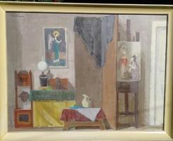 Piri Kálmán festmény