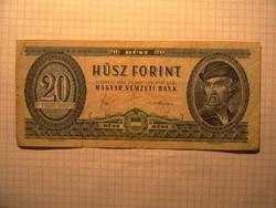 Szép 20 Forint 1980 ! ( 2 )