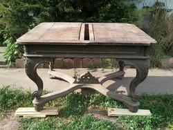 Eredeti Antik Korabeli bécsi barokk étkezőasztal.1850-Leárazva!!!