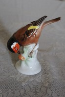 Unterweissbach, sorszámozott porcelán madár