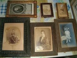 Antik fotók a Strassoldo grófi családból