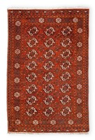 """Türkmén """"Yomud"""" szőnyeg"""