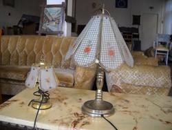 Antik kicsi asztali lámpa eladó!
