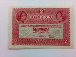 2 korona 1917-es aUNC