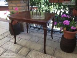 Antik asztal, NeóBarokk dohányzóasztal 03.