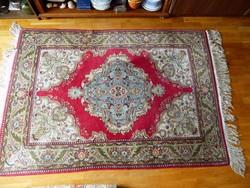 Kézi perzsa szőnyeg, Kézi gyapjú szőnyeg, 140*200 cm