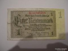 Németország 1 Márka 1937.